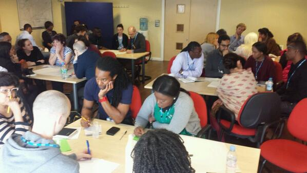 Newham QI workshop