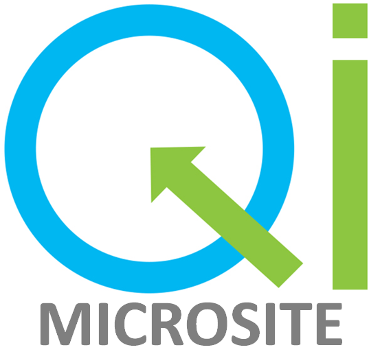 QI microsite icon for desktops