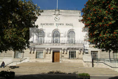 Hackney Town Hall (5)