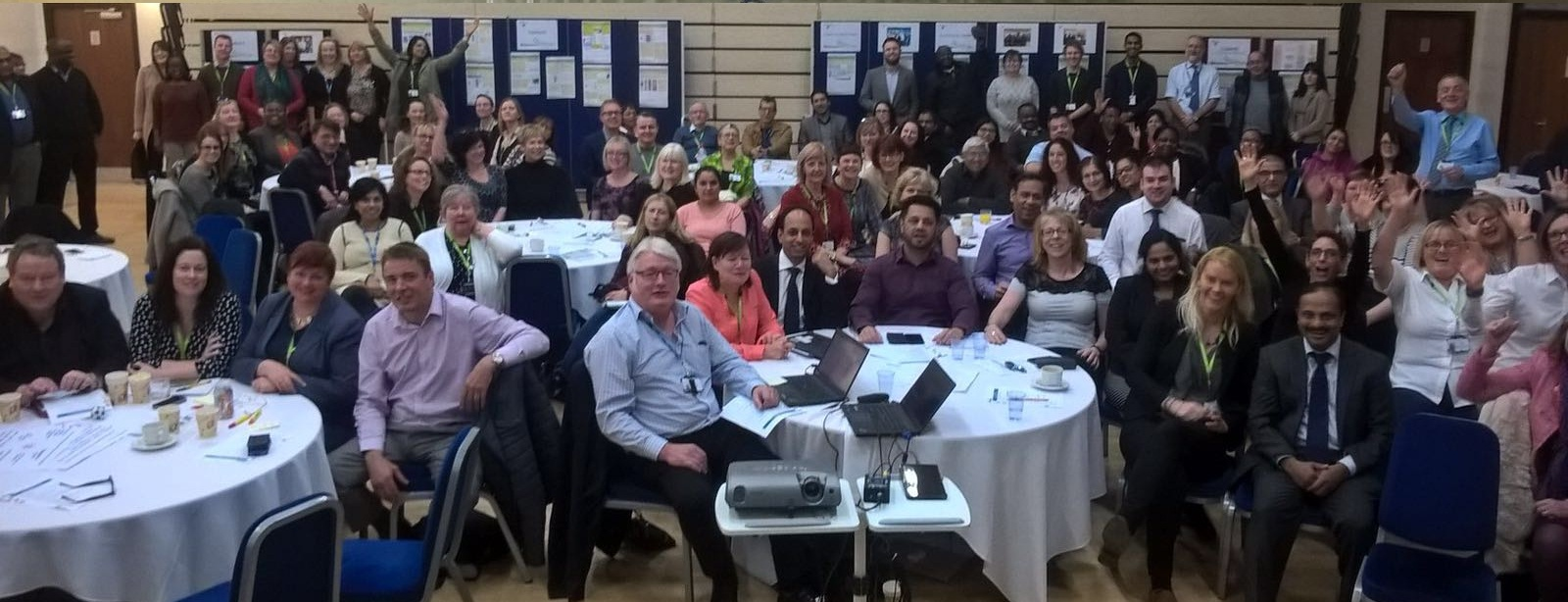 Bedfordshire and Luton conference photo - trimmed
