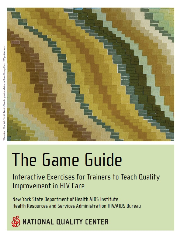 QI Games and Training Exercises : Quality Improvement – East