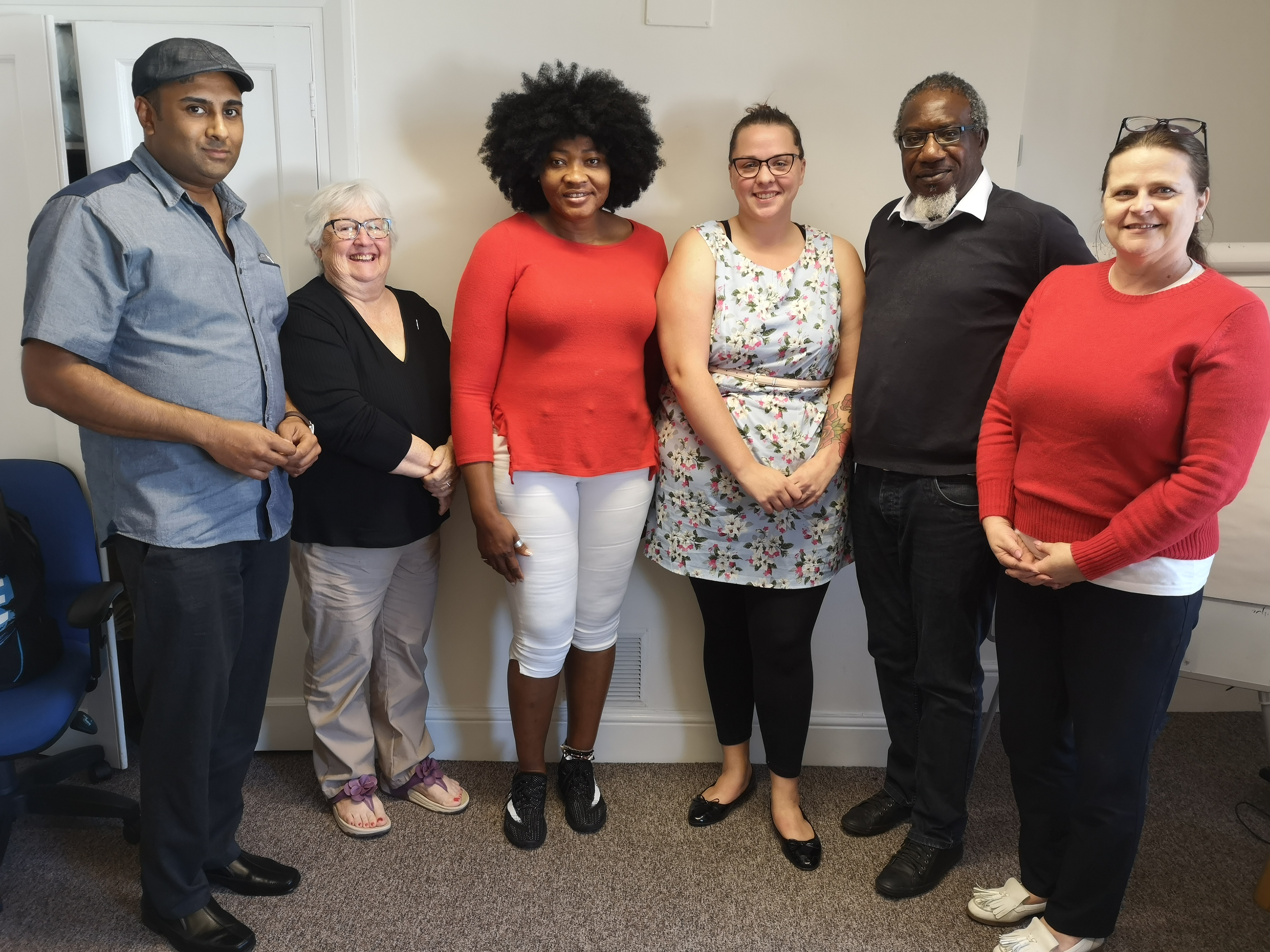 Improving Access to Community Mental Health Team Buildings Central Beds – A Service User led QI project