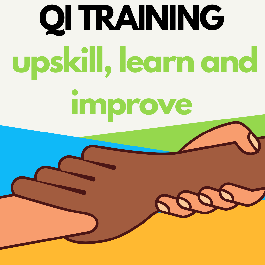 Introduction to QI for Service Users & Carers 2021