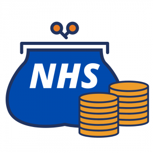 NHS purse
