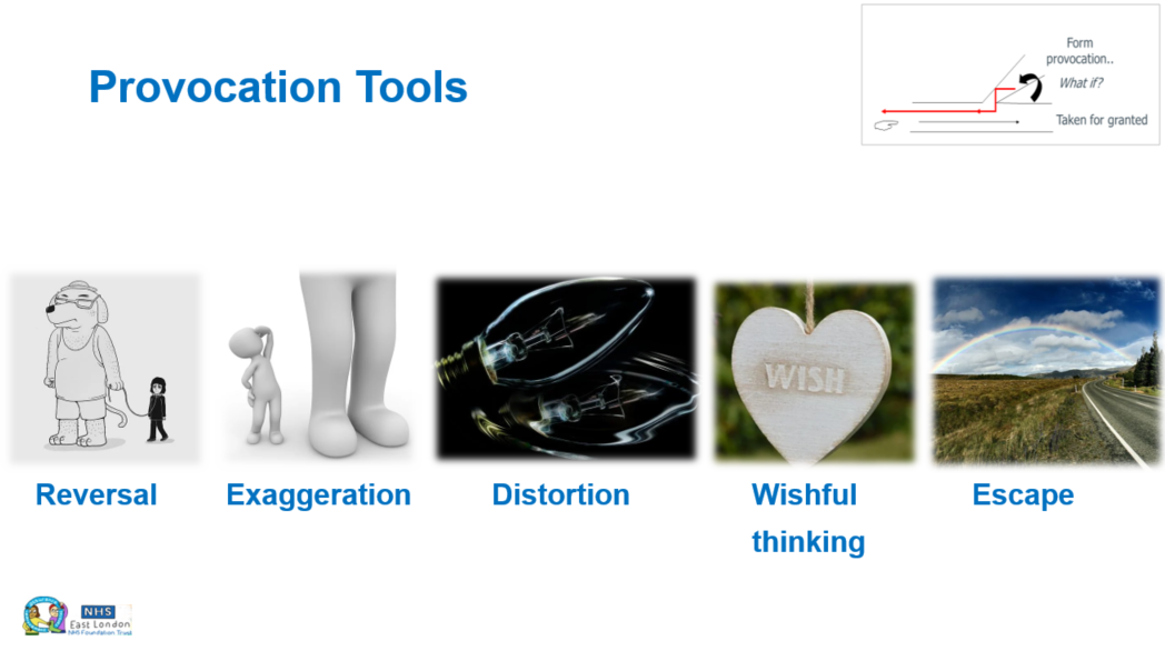 Provocation Tools